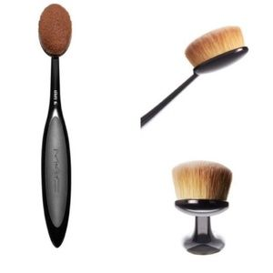 Mac Cosmetics Oval Brush #6